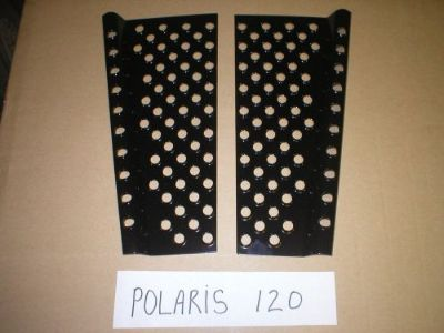 Find Polaris 120 mini snowmobile running board grip plate kit motorcycle in Amherst, Ohio, United States, for US $53.00