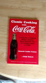 Classic cooking with Coca Cola 105 page book