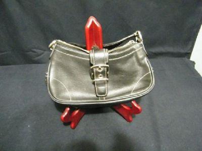 $35 OBO Coach- Leather Handbag