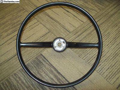 Used steering wheel p/n 111 415 651D #1
