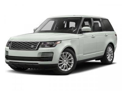 2018 Land Rover Range Rover V8 Supercharged (Silicon Silver Premium Metallic)