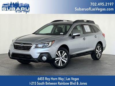 2019 Subaru Outback (Ice Silver Metallic)