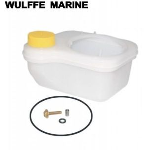 Purchase Reservoir Tank (1 Screw) for Mercruiser Trim & Tilt Pump 18-6771 Rplcs 18525A1 motorcycle in Mentor, Ohio, United States, for US $31.99