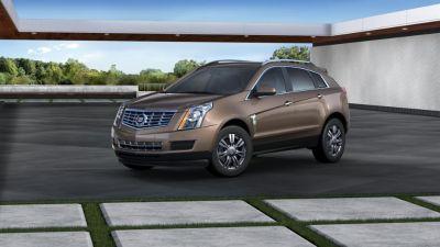 2016 Cadillac SRX Performance Collection (Bronze)