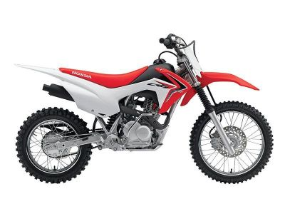 2017 Honda CRF125F Competition/Off Road Motorcycles North Reading, MA
