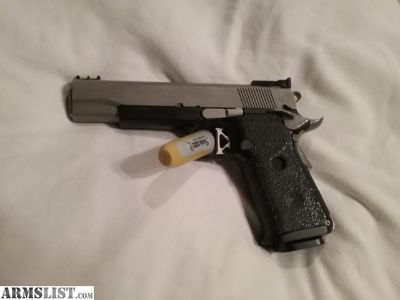 For Sale: Caspian Custom 1911 45 caliber