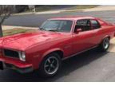 1974 Pontiac GTO Custom