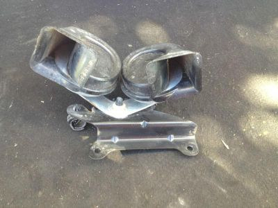 Buy BMW E46 M3 65K (01-06) OEM HORN HORNS INTACT! motorcycle in Watsonville, California, US, for US $65.00