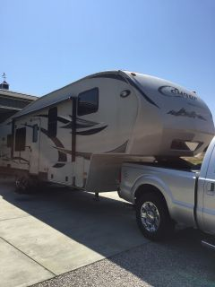 2012 Keystone COUGAR HIGH COUNTRY 299RKS