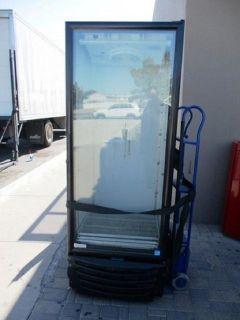 Imbera Display Refrigerator Single Glass Door RTR# 7041419-26