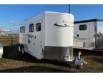 2019 Trails West Royale Plus Two Horse Straight Load 2 horses