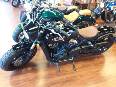 2019 Indian Scout Bobber ABS Cruiser Motorcycles Lincoln, NE