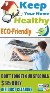 PREMIUM ECO FRIENDLY AIR DUCT & VENT CLEANING-UNLIMITED