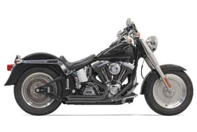 Purchase Bassani Manufacturing Pro-Street Exhaust Turn-Out Black (1S24DB) motorcycle in Holland, Michigan, United States, for US $551.41