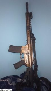For Sale: Precision Tactical ar15