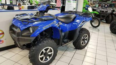 2018 Kawasaki Brute Force 750 4x4i EPS Sport-Utility ATVs Hialeah, FL