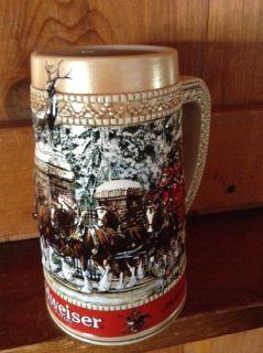 Budweiser collectible Mugs. New.
