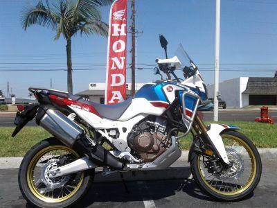 2018 Honda AFRICA TWIN Dual Purpose Motorcycles Orange, CA