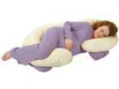 Organic Smart Snoogle Chic - Snoogle Total Body Pregnancy Pillow