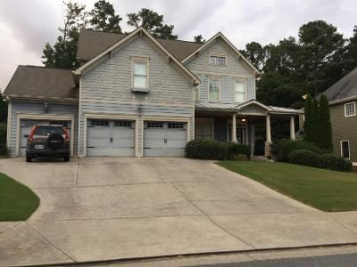 5 Bed 4 Bath Preforeclosure Property in Acworth, GA 30101 - Hollowbrooke Ln NW
