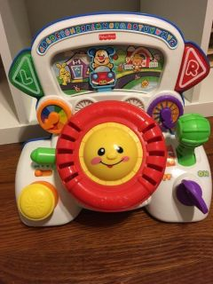 Cute Fisher Price car toy VGUC Gtown ppu