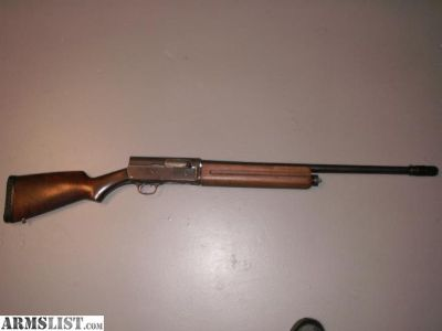 For Sale: Remington Model 11 A 12 gage
