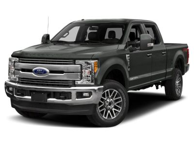 2017 Ford F-350SD Lariat (Race Red)