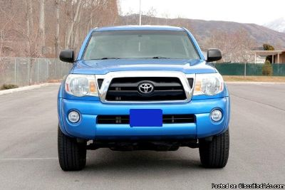 Clean 2007 Toyota Tacoma Double Cab 4x4