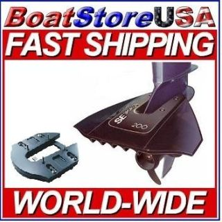 Find SE Sport 200 Hydrofoil Stabilizer Black SE200BLK & Clip Drill-Free Adapter 73434 motorcycle in Stuart, Florida, US, for US $99.95