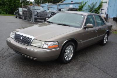 2004 Mercury Grand Marquis LS Premium (Arizona Beige Metallic)