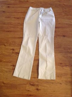 NWOT St Johns Bay Bi-Stretch Khaki pants. Size 6 but fit big. 31 Length. PPU within 24 hours of want please.
