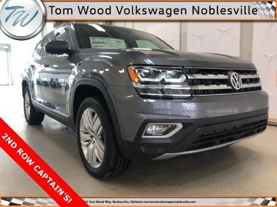 2019 Volkswagen Atlas (Platinum Gray Metallic)
