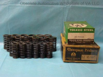 Purchase International Truck 298 318 361 372 401 450 Valve Spring Set 12 IHC Red Diamond motorcycle in Vinton, Virginia, United States, for US $180.00