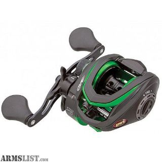For Sale: Lews Fishing Mach Speed Spool MCS Casting Reel 7.5:1 Gear Ratio, 11 Bearings, 10 lb Max Drag, Right Hand MS1SH