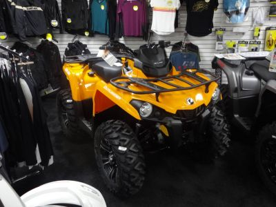 2018 Can-Am Outlander DPS 570 Utility ATVs Zulu, IN