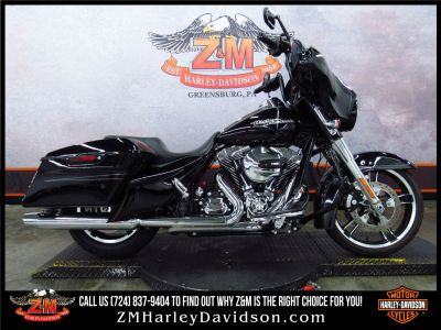 2014 Harley-Davidson Street Glide Special Touring Motorcycles Greensburg, PA