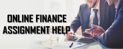 FINANCE ASSIGNMENT HELP   CALL US:1-844-752-3111