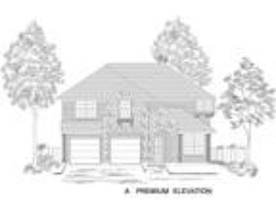 The Princeton F by First Texas Homes: Plan to be Built