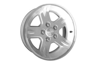 "Buy CCI 09050U10 - 04-06 Jeep Wrangler 15"" Factory Original Style Wheel Rim 5x114.3 motorcycle in Tampa, Florida, US, for US $160.39"