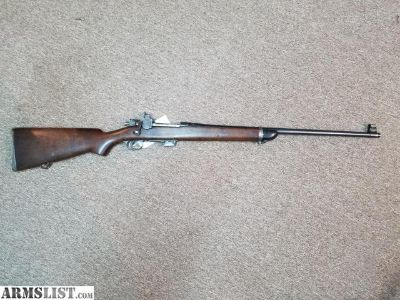 For Sale: US Springfield Armory 1922 M2 WWII .22 LR Training Bolt Action Rifle