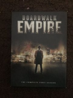 HBO's Boardwalk Empire; The Complete First Season DVD