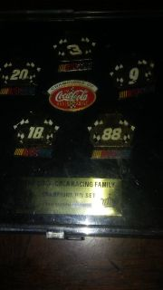 coca cola racing family