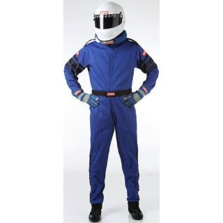 Buy RaceQuip 110025 Single Layer Driving Suit SFI 3.2A/1 Certified Large One Piece motorcycle in Delaware, Ohio, United States, for US $99.95