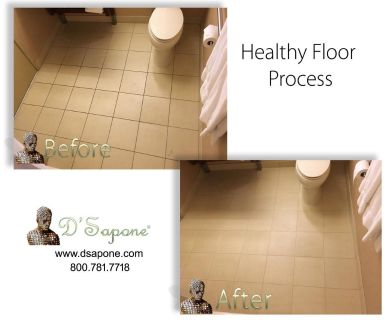 Professional Floor Cleaning And Sealing Service