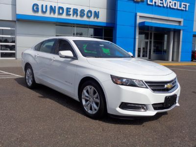 2018 Chevrolet Impala lt (SUMMIT WHITE)