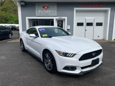 2017 Ford Mustang EcoBoost Fastback (White)