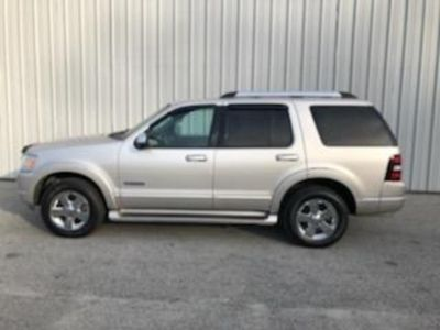 2006 Ford Explorer Limited (Silver Or Aluminum)