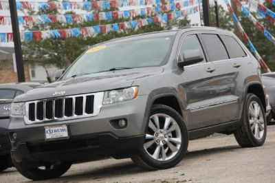 2012 Jeep Grand Cherokee RWD 4dr Laredo Altitude