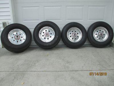 Weld Racing Wheels/Tire Combo