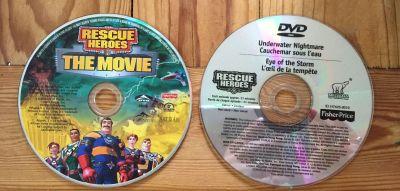 RESCUE HEROES MOVIE / EPISODE